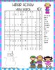 Winter Activity Word Search