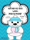 Winter Activity Write to 100 with Patty Polar Grades K-1