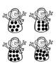 Winter Activity for Preschool (Mitten Mystery) Freebie