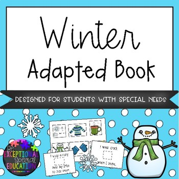 Winter Adapted Book