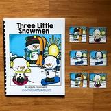 """Winter Adapted Book:  """"Three Little Snowmen"""""""