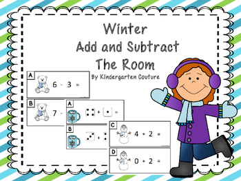 Winter Add And Subtract The Room