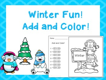 Winter Math