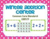 Winter Addition Center