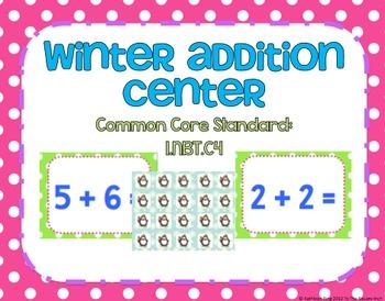 Winter Addition Center