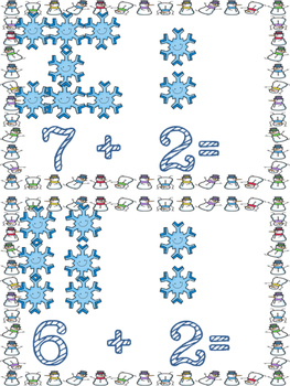 Winter Addition Center-Plus Two