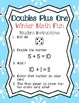 Winter Addition: Doubles Plus One