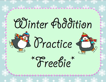 Winter Addition *FREEBIE*