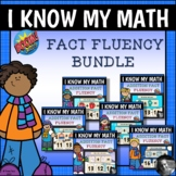Winter Addition Facts Fluency Adding 1-6 Boom Cards™ Bundle