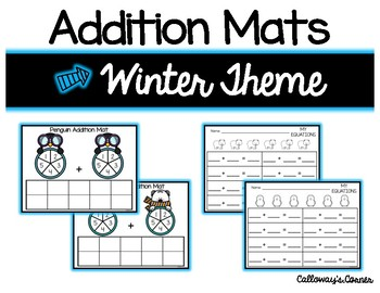 Winter Addition Mats
