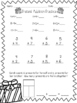 Winter Addition Packet-Differentiated