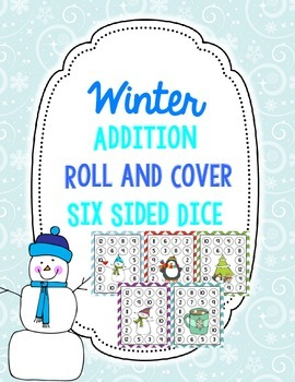 Winter Addition Roll and Cover