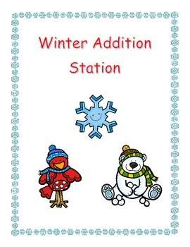 Winter Addition Station