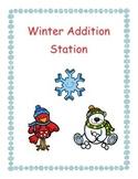 Winter Addition Station
