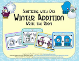 Winter Addition {Subitizing with Dice}