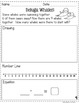 Winter Addition & Subtraction Word Problems within 20: Arc