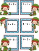 Winter Addition and Subtraction ~ Numbers 1-10