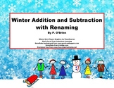 Winter Addition and Subtraction with Renaming