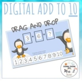 Winter Addition to 10: Independent Practice Problems