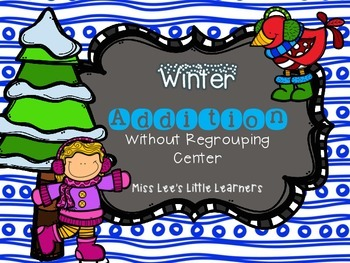 Winter Addition without Regrouping