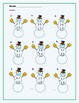 Winter Addition/Subtraction Practice for Grades 1 (high), 2, & 3 (low)