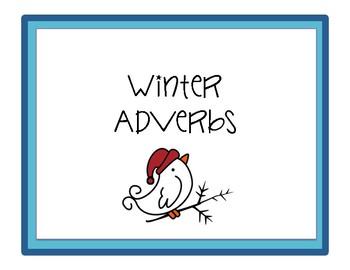 Winter Adverbs