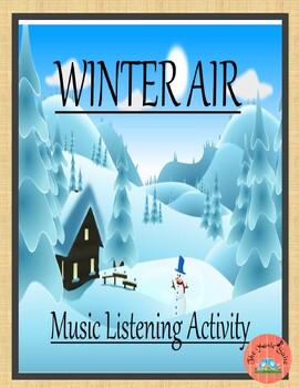 Winter Air-   A calm brain break!