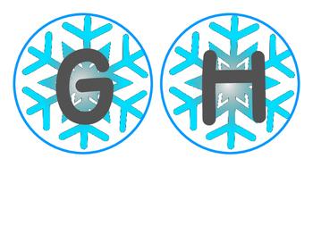 Winter Alphabet
