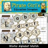 Winter Alphabet Game