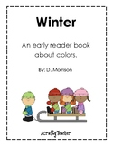 Winter: An Early Reader Book of Colors