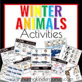 Winter Animal Activities