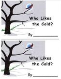 Winter Animal Emergent Reader