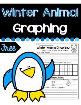 Winter Animal Graphing