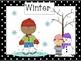 Winter Animal Hibernation Migration & Active for Kindergarten & 1st