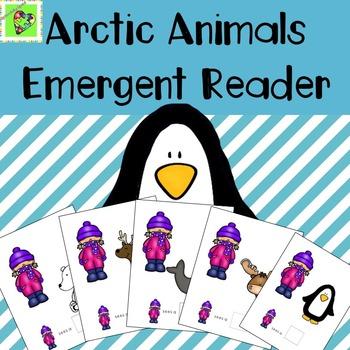 Winter Animals Adapted Book