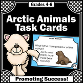 Arctic Animals Facts, Science Research Project
