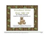 Winter Animals Basic Skills Unit: Cutting, matching, tracing +more!