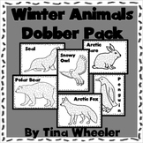Winter Animals Dobber Pack