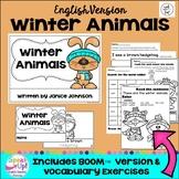 Winter Animals Reader + BOOM™ Version with audio