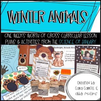 Winter Animals Science