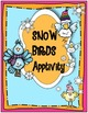 """Winter """"Apptivities"""" Fun with Reading and Math"""