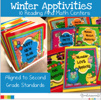 "Winter ""Apptivities"" Fun with Reading and Math"
