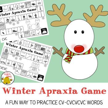 Winter Apraxia Game