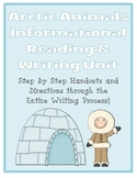 Winter Arctic Animals Nonfiction Informational Reading & W