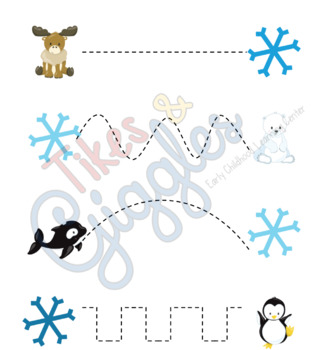 Winter/Arctic Tracing
