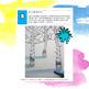 Winter Art Lesson, Birch Tree Art Project