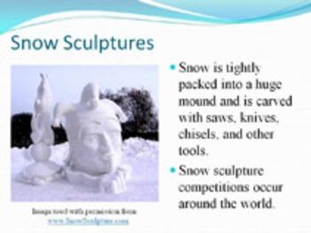 Winter Art Lesson Bundle Pack