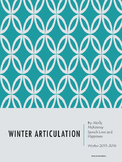 Winter Articulation