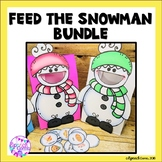 Winter Articulation Activity Bundle: Initial sound, Final sounds and Apraxia