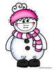 Winter Articulation Activity Bundle for Speech Therapy